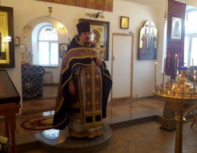 5-я Неделя Великого Поста. Преподобной Марии Египетской